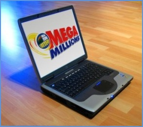 Playing MegaMillions lotto online