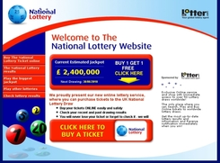 Buy UK Lotto tickets online