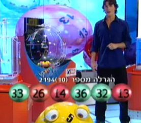 Israel Lotto Studio Draw