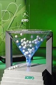Austrian Lotto Draws Machine