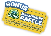 Colorado Lottery Millionaire Raffle Game