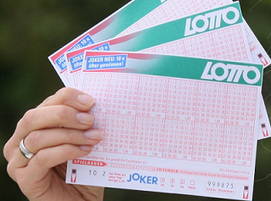 Austria Lotto blank coupons playslips