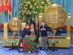 Spain Christmas Lottery El Gordo Draw Studio