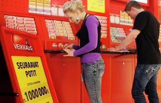 Finland Lotto is a very popular classic lottery game in Finland.