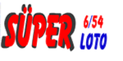 Turkish Super Lotto 6/54 game online logo.