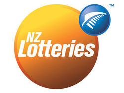 New Zealand Lottery logo