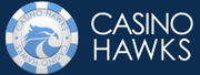 Casino Hawks website logo